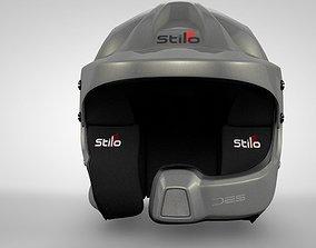 3D Stilo WRC Des helmet