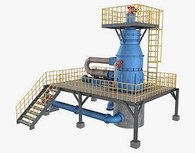 Machinery Part 1 3D