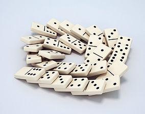 3D model Domino game