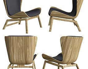 seating 3D model Umage THE READER VITA