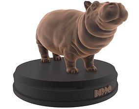 Hippo Printable