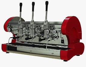 Coffee Machine La Pavoni 3D
