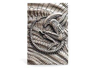 3D printable model Alien CNC