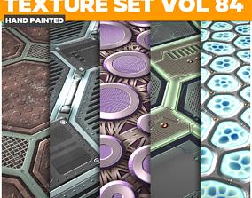 3D model Scifi Vol 84 - Game PBR Textures