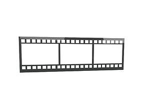 Video Film v1 001 3D asset