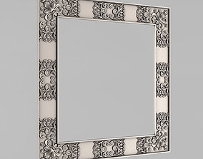 3D print model Frame for the mirror furniture