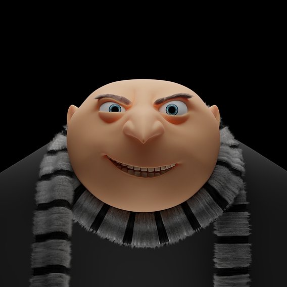 Gru - Despicable Me