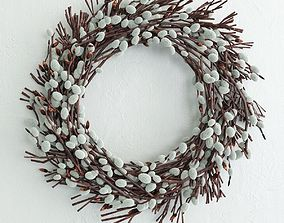 Willow wreath 3D