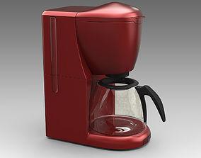 Coffee Machine 06 3D model