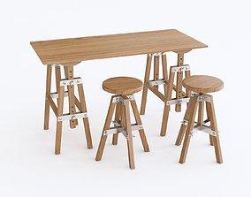 3D model Chair 26