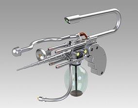 3D print model Reverberating Carbonizer with Mutate 3