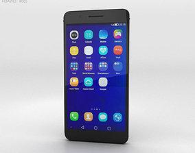 Huawei Honor 6 Plus Black 3D