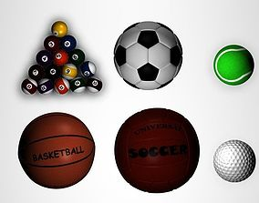 Sports Ball 3D print model