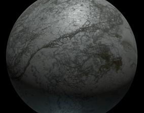 Planet Patina 3D model