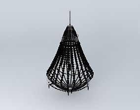 3D model Suspension houses the world suspensión