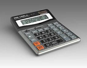 Calculator 16 3D model
