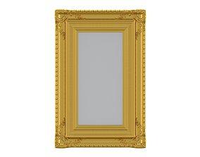 Classic Frame 03 3D model