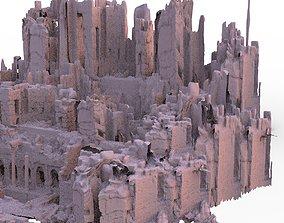 Ancient Greek Ruins 3D model