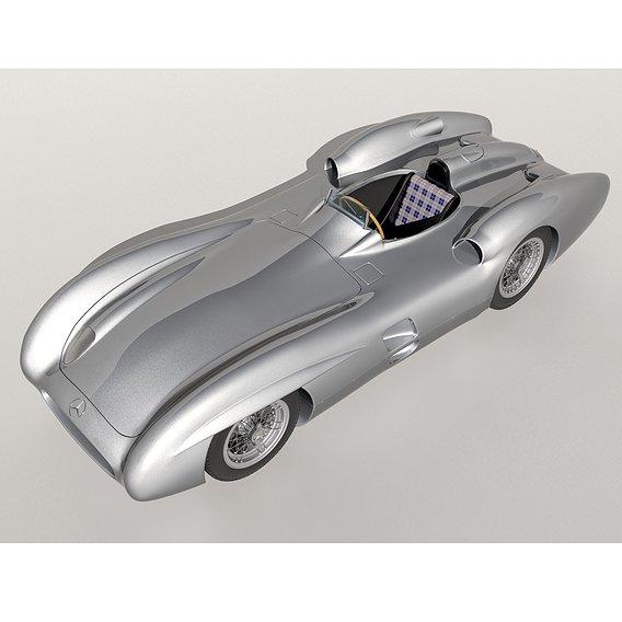 Mercedes W196 Monza 1954