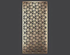Decorative panel 341 3D model