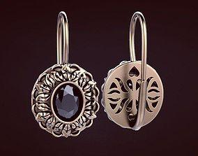 3D print model Earrings 3