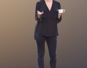 3D model Nelly 10329 - Standing Business Woman