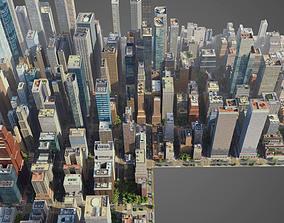 3D asset City C1