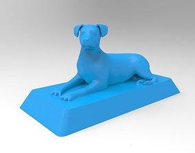 Jack Russell Terrier 3D printable model