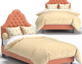ONE KINGS LANE Allina Kids Bed 3D