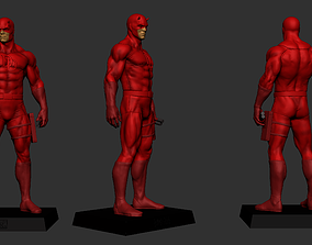 3D printable model Daredevil Eaglemoss Style