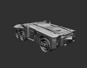 Car of the future-007 3D printable model