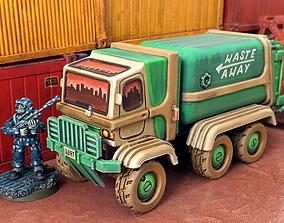Garbage Truck - 28mm Sci-Fi 3D printable model