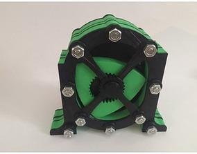Wankle engine model