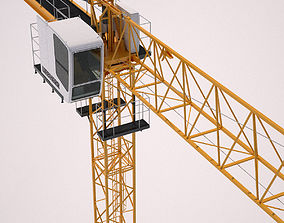 Tower Crane Liebherr EC-B 3D