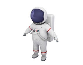 Astronaut Character 3D