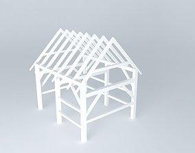 Bancroft Shed 3D model