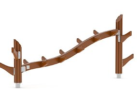 3D Lappset Giants Comb