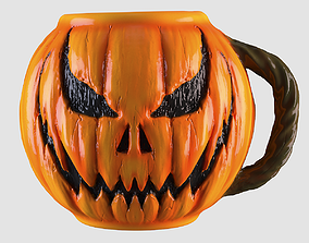Mug Hallowenn 3D printable model