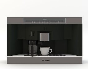 Miele Coffee Machine 2 3D model