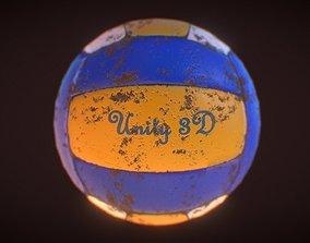 Balls I All Sports 3D asset VR / AR ready