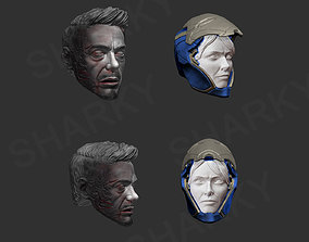 Figure Head custom 4 3D print model