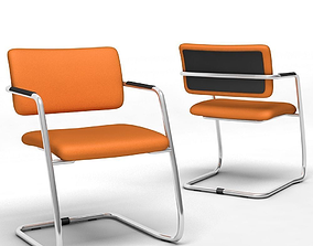 3D asset Meeting Chair