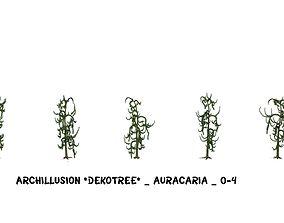 Archillusion - Decotree - Auracaria 0-4 3D model