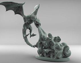 Harry Potter - Hungarian Horntail 3D Print Model