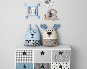 3D model Decorative set for children 12