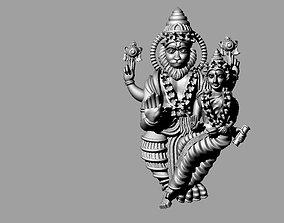 narasimha bhagwan 3D print model