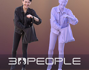 Francine 10332 - Shopping Casual Woman 3D model