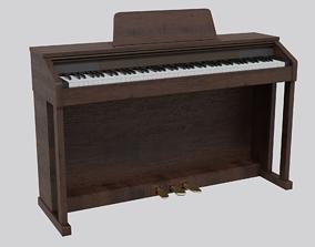 Modern Slim Piano - Clavinova Style 3D