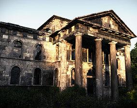 historic 3D Mausoleum
