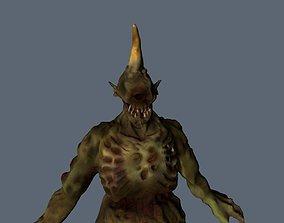 3D asset Daemon PlagueBearer of Nurgle